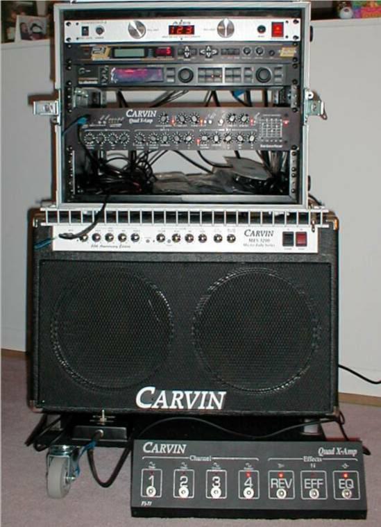 MTS from HC 6/2001: has SED (=C=) 6L6 tubes /// QuadX 6/2002: Rev 12B /// TC GMajor from Ebay 3/2004